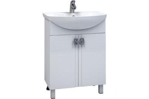 Тумба под раковину Mixline Квадро 65, Элеганс 65 (2505175331815) Мебель для ванных комнат