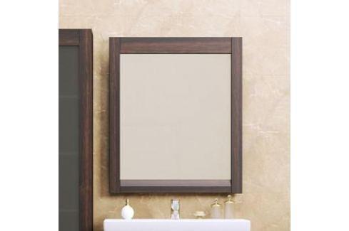 Зеркало Opadiris Лаварро 80 венге, с подсветкой (Z0000001991) Мебель для ванных комнат