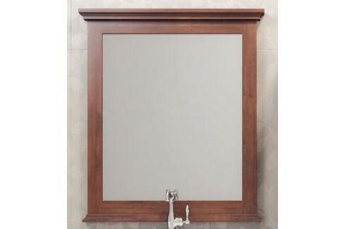 Зеркало в деревянной раме Opadiris Палермо 75 светлый орех (Z0000008552) Мебель для ванных комнат