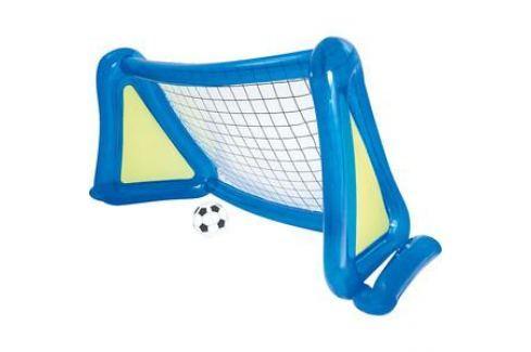 Футбольный набор Bestway 52215 (надувные ворота с брызгалкой и мяч) 254х112х130 см Электроника и оборудование