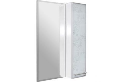 Шкаф навесной Mixline Вальс 55 стекло правый (2070705143249) Мебель для ванных комнат