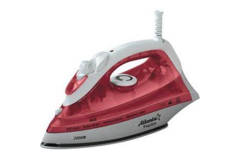 Утюг Atlanta ATH-5494 белый/красный Утюги