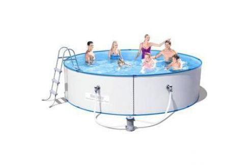 Стальной бассейн Bestway 56377 Hydrium Splasher Pool Set 360х90 см Каркасные Бассейны