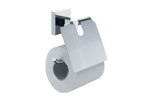 Бумагодержатель с крышкой Fixsen Metra (FX-11110) Аксессуары для ванной