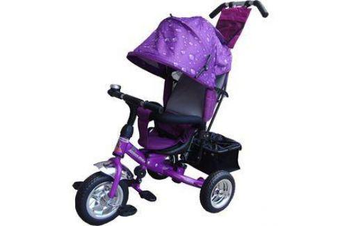 Трехколесный велосипед Lexus Trike Next Pro (MS-0521) фиолетовый Трехколесные велосипеды
