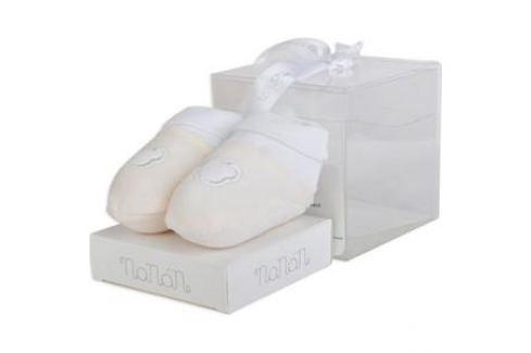 Носки детские NaNan с мишкой розовые (CONTS01R) Носки, гольфы и колготки