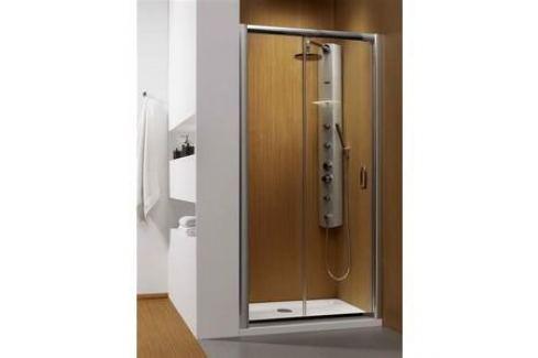 Душевая дверь Radaway Premium Plus DWD 160x190 (33363-01-01N) стекло прозрачное Душевые двери