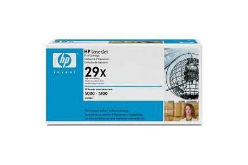 Картридж HP C4129X Расходные материалы