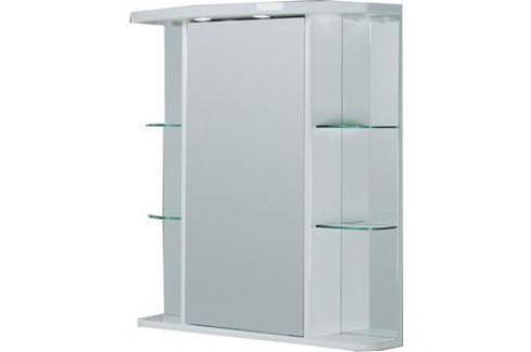 Зеркальный шкаф Акватон Эмили (1A002702EM010) Мебель для ванных комнат