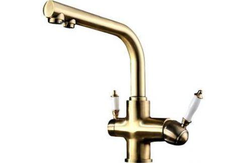 Смеситель для кухни Lemark для кухни с подключением к фильтру с питьевой водой (LM4861B) Смесители
