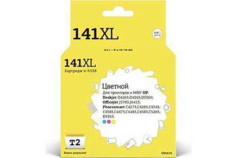 Картридж T2 CB338HE №141XL (IC-H338) Расходные материалы