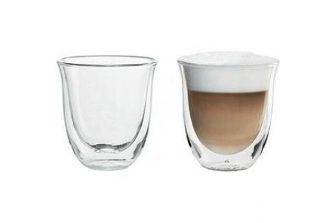 Аксессуар DeLonghi чашки для капучино Cappucino cups (2 шт) Аксессуары для кофемашин