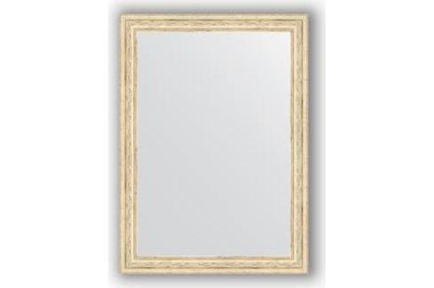 Зеркало в багетной раме поворотное Evoform Definite 53x73 см, слоновая кость 51 мм (BY 0795) Мебель для ванных комнат