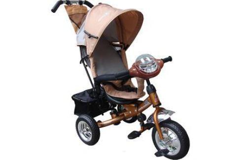 Трехколесный велосипед Lexus Trike Next Pro (MS-0521 IC), бронза Трехколесные велосипеды