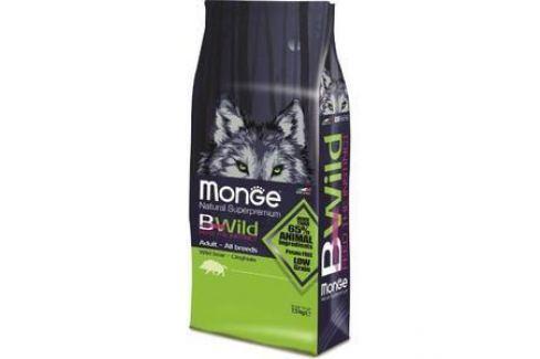 Сухой корм Monge BWild Adult Dog All Breed Wild Boar с мясом дикого кабана для взрослых собак всех пород 7,5кг Электроника и оборудование