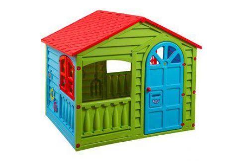 Игровой дом Marian Plast (Palplay) разборный 360 Игровые домики