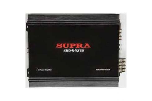 Усилитель Supra SBD-A4270 Усилители
