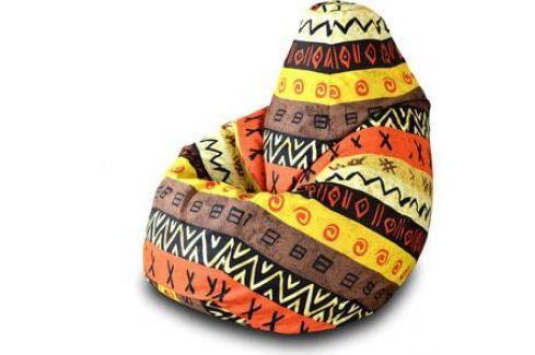 Кресло-мешок Груша Пазитифчик Африкан 01 Кресла