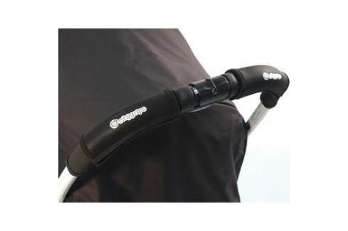 Чехлы Choopie CityGrips (Сити Грипс) на ручку для универсальной коляски 507/9464 Black Leather черная кожа Аксессуары к коляскам