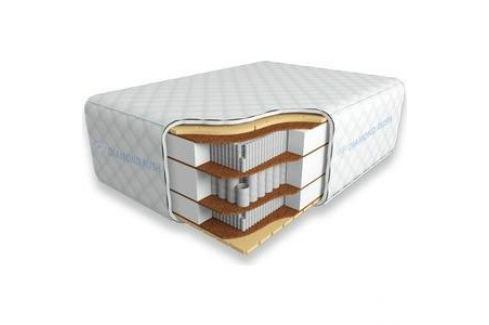 Матрас Diamond rush Comfy-2 50sm+ (180x200x52 см) Матрасы