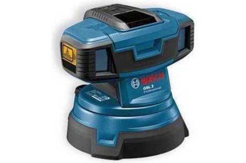 Лазер для проверки ровности пола Bosch GSL 2 L-Boxx (0.601.064.000) Электроника и оборудование