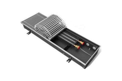 Конвектор отопления Techno внутрипольный с естественной конвекцией без решетки (KVZ 200-85-1000) Внутрипольные конвекторы