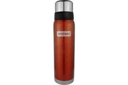 Термос 0.9 л Арктика красный с узким горлом (американский дизайн) 106-900 Термосы для напитков