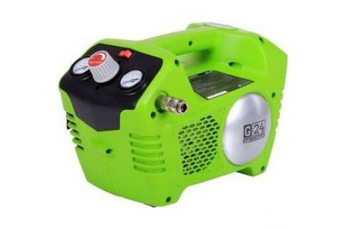 Компрессор аккумуляторный GreenWorks G24WL Автомобильные насосы и компрессоры