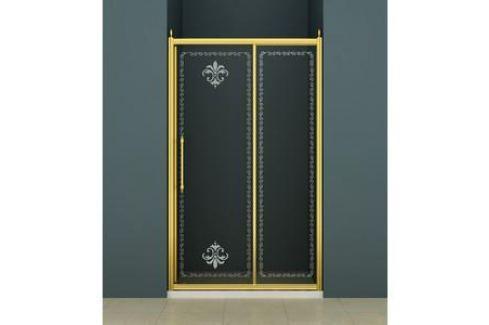 Душевая дверь Cezares RETRO-BF-1-140-PP-Br Душевые двери