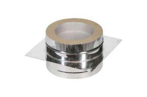 Опора Феникс для сэндвича диаметр 120/200 мм (1.0 оцинк.)(01057) Сэндвич