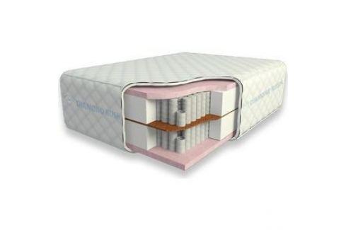 Матрас Diamond rush Full Visco Light 40sm+ (180x195x45 см) Матрасы
