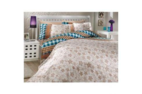 Комплект постельного белья Hobby home collection Евро, поплин, Serena, синий (1501000166) Электроника и оборудование