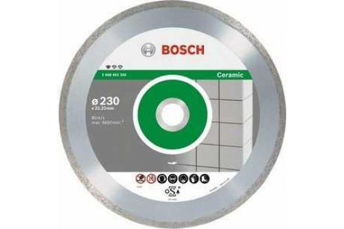 Диск алмазный Bosch 230х22.2мм Professional for Ceramic (2.608.602.205) Алмазные диски
