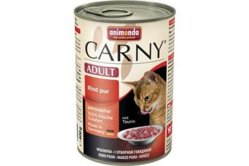 Консервы Animonda CARNY Adult с отборной говядиной для кошек 400г (83723) Электроника и оборудование