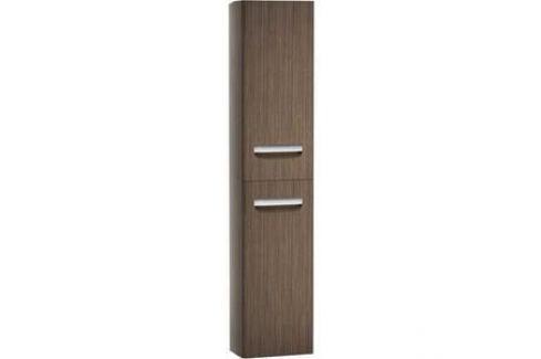 Шкаф-пенал Roca Gap правый, тиковое дерево (ZRU9302842) Мебель для ванных комнат