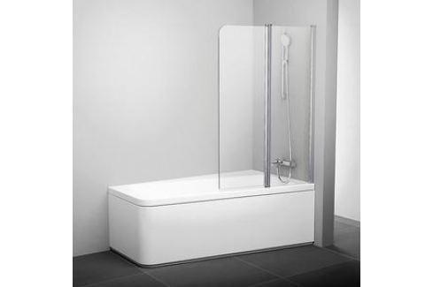Душевая шторка Ravak 10 10CVS2 R (7QRA0C03Z1) Шторки для ванной