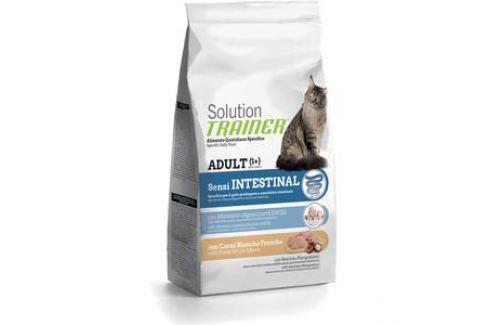 Сухой корм Trainer Solution Sensintestinal With Fresh White Meats с белым мясом для кошек с чувствительным пищеварением 1,5кг Электроника и оборудование