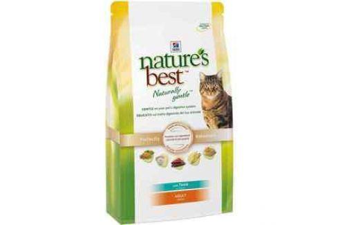 Сухой корм Hill's Natures Best Adult with Tuna с тунцом и овощами для кошек 2кг (4199) Электроника и оборудование