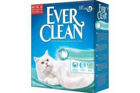 Наполнитель Ever Clean Aqua Breeze Scent с ароматом морского бриза комкующийся для кошек 6л Электроника и оборудование