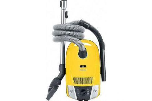 Пылесос Miele SDAB0 Compact C2 желтый Традиционные пылесосы
