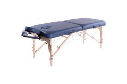 Складной массажный стол Vision Fitness Juventas II Синий агат (Agate Blue) Массажные столы