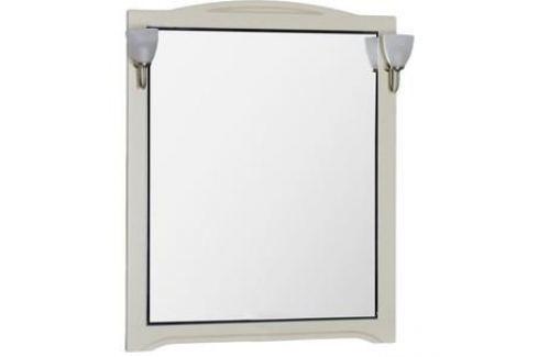 Зеркало Aquanet Луис 90 бежевый, без светильника (173219) Мебель для ванных комнат