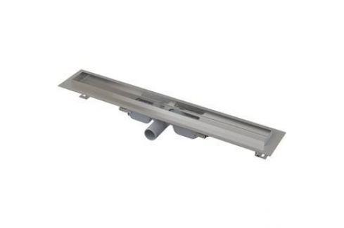 Душевой лоток AlcaPlast APZ106 Professional Low с горизонтальным сливом (APZ106-550) Трапы, душевые лотки