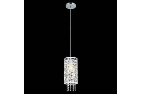 Подвесной светильник Eurosvet 50031/1 хром Потолочные светильники