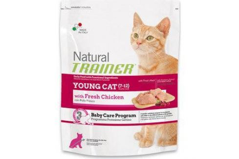 Сухой корм Trainer Natural Young Cat для молодых кошек от 7 до 12 месяцев 1,5кг Электроника и оборудование