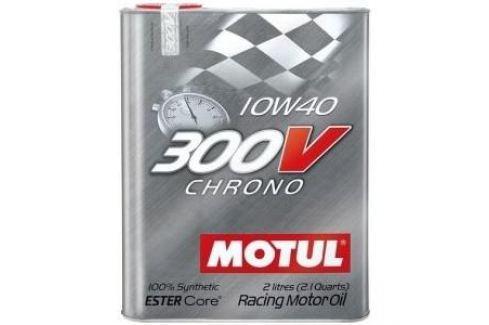 Моторное масло MOTUL 300V Chrono 10W-40 2 л Моторные масла