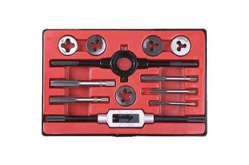 Набор резьбонарезной Stayer 12 предметов Profi (28012-H12) Наборы слесарно-монтажные