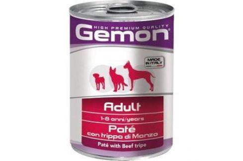Консервы Gemon Dog Adult Pate with Beef Tripe с говяжим рубцом паштет для собак 400г Электроника и оборудование