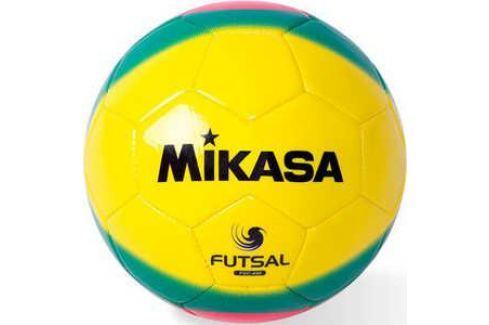 Мяч футзальный Mikasa FSC-450, размер 4, цвет жел-зел-крас Футзальные мячи