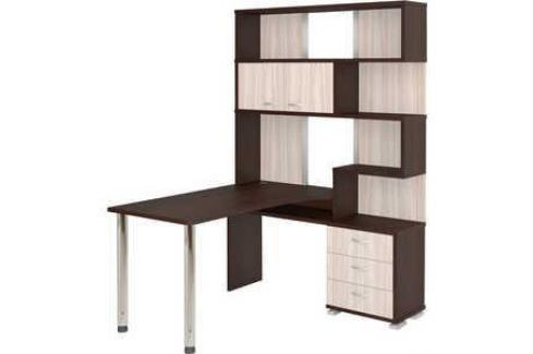 Стол компьютерный МЭРДЭС СР-420/170 ВКВ-ПРАВ Компьютерные столы